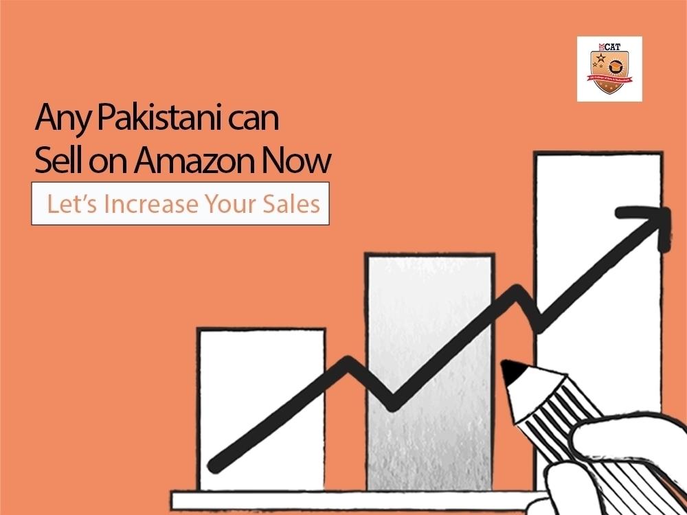 any pakistani can sell on amazon