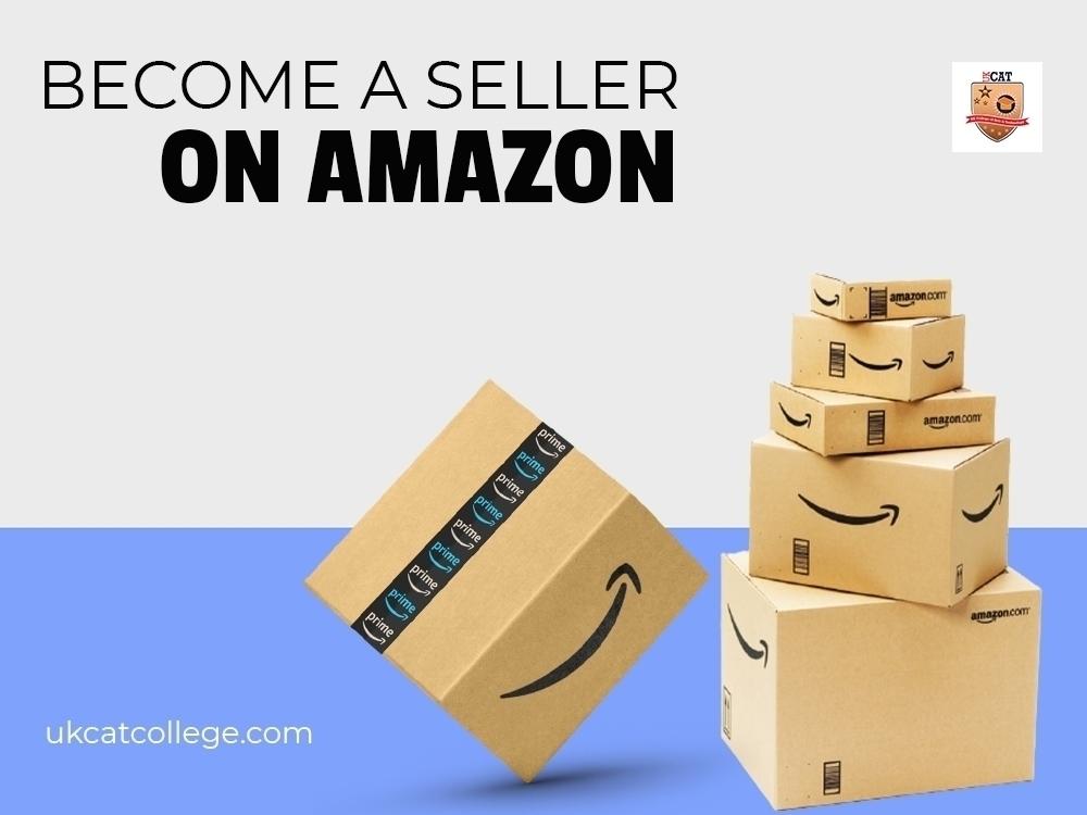 How to open Amazon Seller account