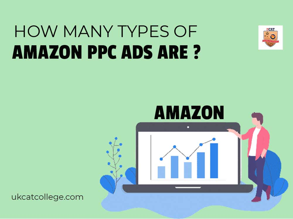 How many types of Amazon PPC ads we can use?