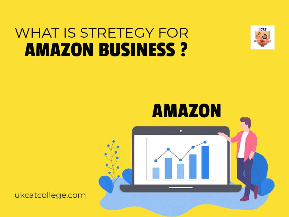 Strategy for your Amazon business